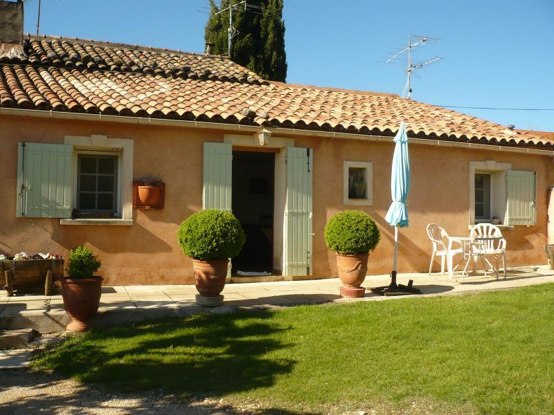Cottage in the Luberon for 2 persons