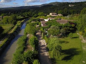 Bed & Breakfast and meals in the Luberon