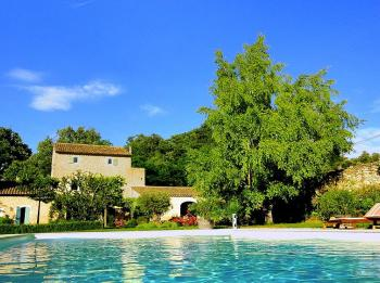 Bed and breakfast of charm in the Luberon
