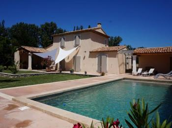 Charming vacation rental pool - Goult - Fleur de Vigne - Luberon Provence