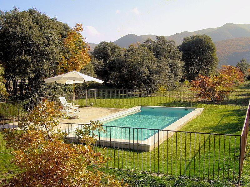 Luxury vacation rental in the heart of the Luberon