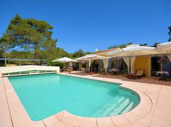Bed and Breakfast pool - Lacoste - Le Jardin des Cigales - Luberon Provence