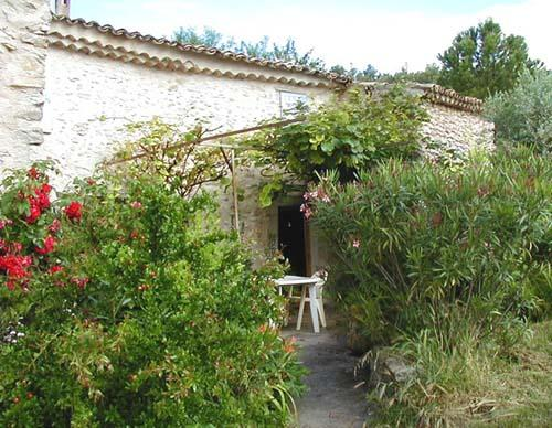 Gite for 2 people in south Luberon