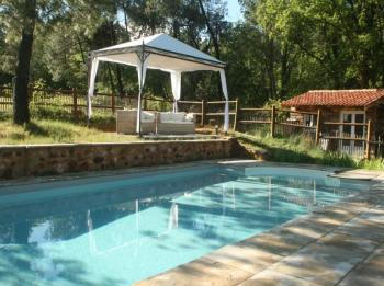 Holiday rental for 12 people in the Luberon