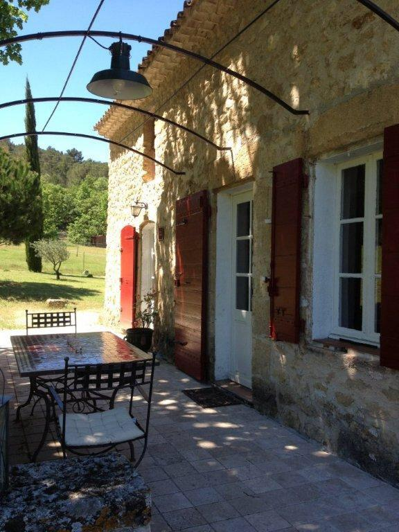 Cottage pool - Rognes - Lou Thiou - Luberon
