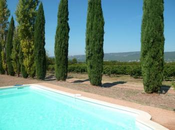Rental with pool in the Luberon in Provence