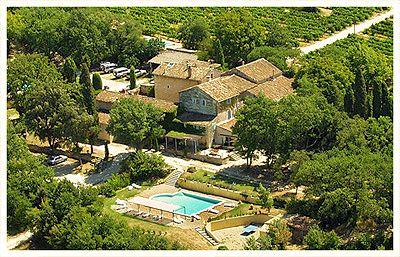Bed & breakfast of charm in Lacoste in the Luberon