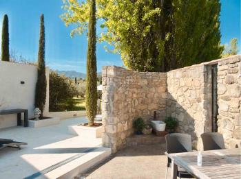 House **** Architecture Design Heated pool for 3 people in the Luberon