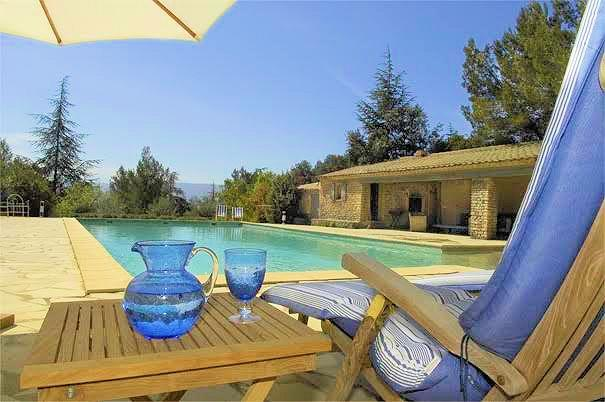 Luxury Mas for 10 people in the Luberon