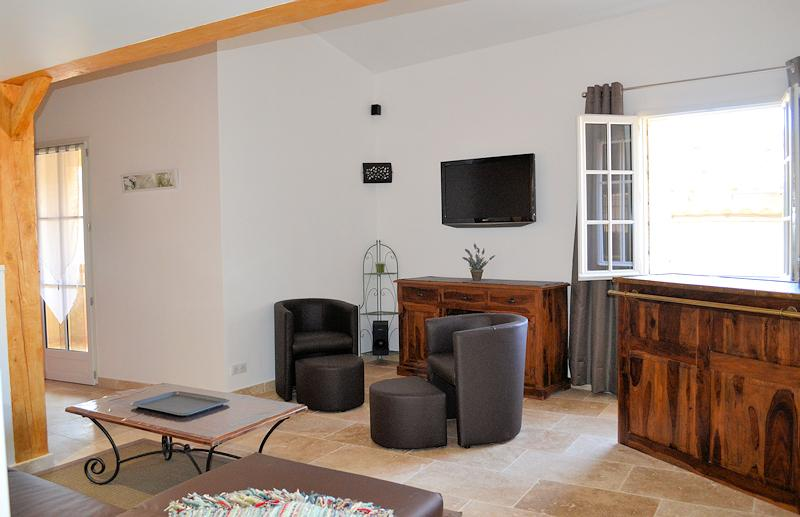 Gite of charm for 3 persons in Ansouis in the south Luberon