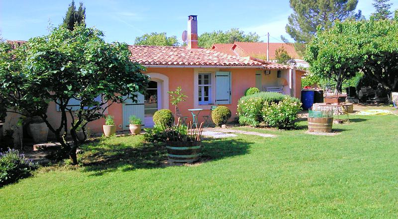 Holiday cottage pool - Gargas - Les deux Fourmis - Luberon Provence