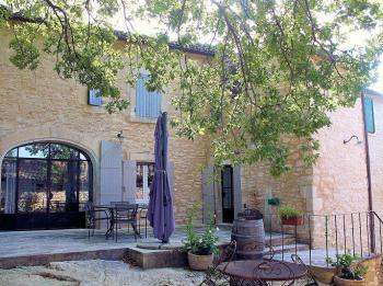 Gite of charm for 4 people in Ménerbes, in the Luberon