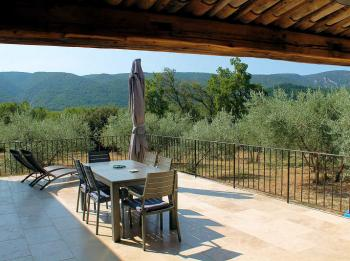 Gite in the countryside for 4 people in Ménerbes, in the Luberon