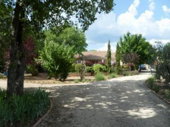Holiday rental with pool in Luberon - Provence