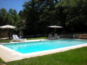 Luxury Holiday rental - Menerbes - Lou Mas - Luberon Provence