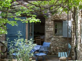 Charming house in the light of the Luberon