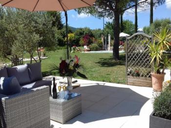 Holiday accomodation with pool in the Luberon