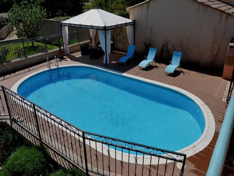 Cottage for 2/ persons with pool
