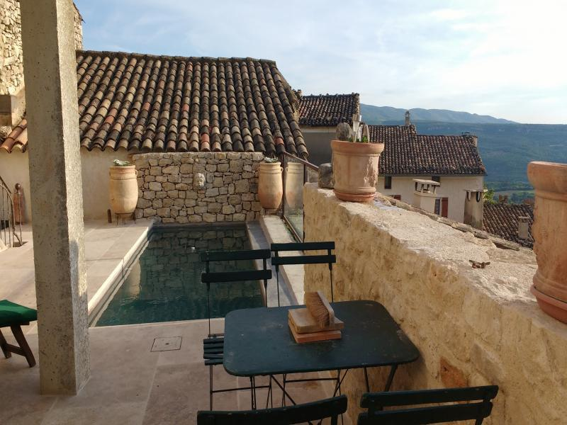 Village house in caseneuve - Luberon Provence