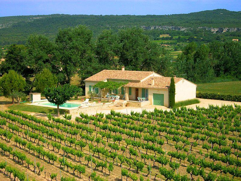 Vacation rental with pool in the  Luberon - Provence