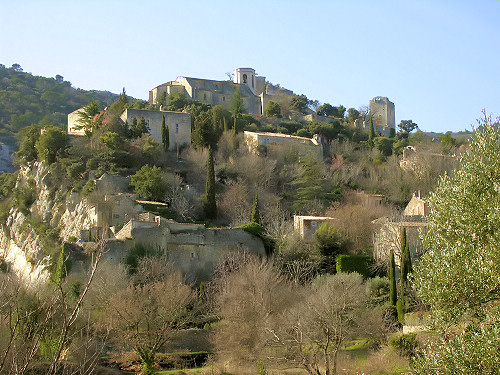 Oppede - Vaucluse - Luberon Provence